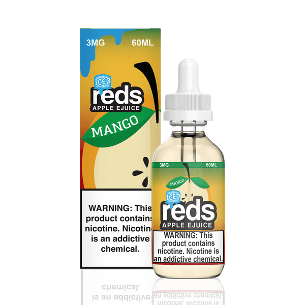 REDS E-JUICE - ICED MANGO APPLE - BEST EJUICE PRICES