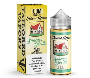 TAILORED HOUSE E-LIQUID - 100ML - BEST EJUICE PRICES