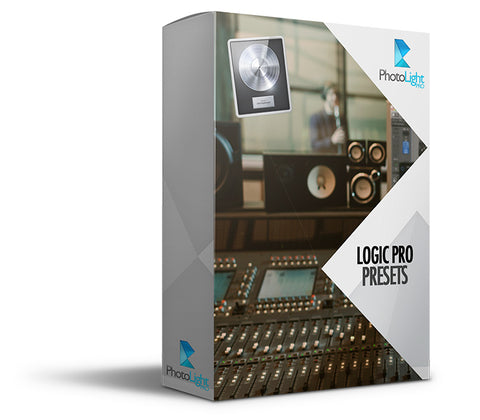 Logic Pro Mastering Collection & Lesson