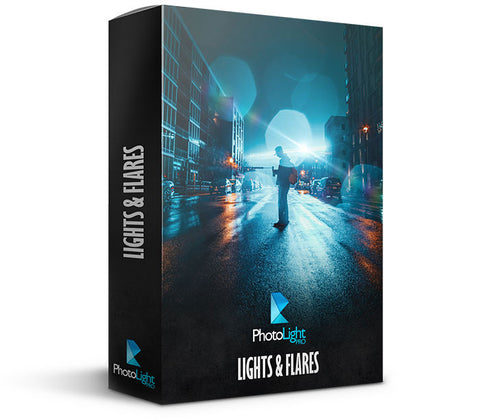 Lights and flares Pack