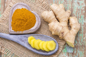 Discover Natural Pain Relief With Turmeric & Ginger