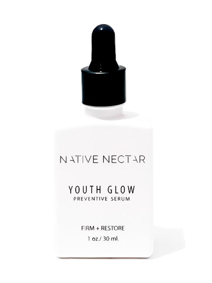 Youth Glow Preventive Serum - Native Nectar Botanicals