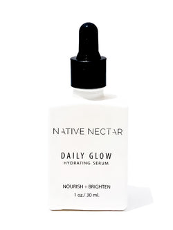 Daily Glow Hydrating Serum - Native Nectar Botanicals