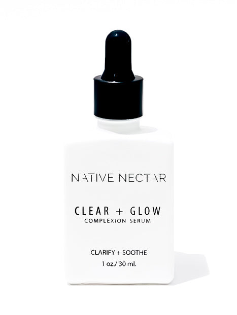 Clear + Glow Complexion Serum