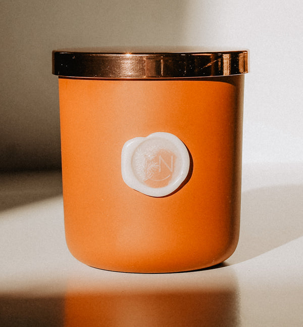 Kumquat & Red Currant Scented Candle