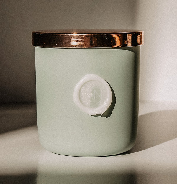 Bayberry + Fir Scented Candle