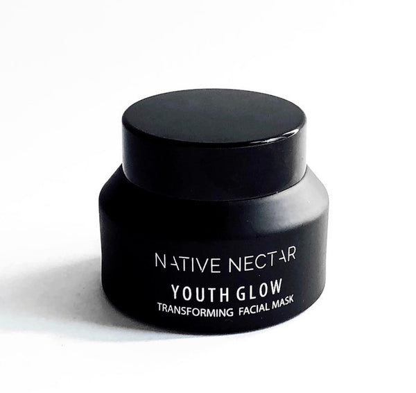 Youth Glow Facial Mask - Native Nectar Botanicals