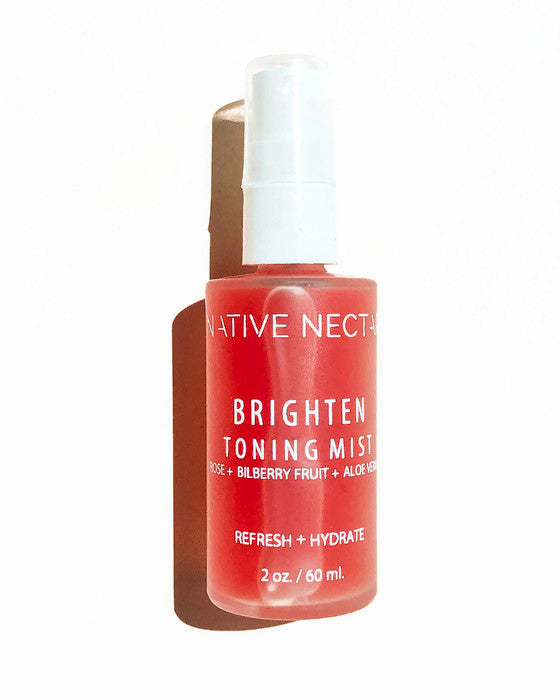 Brighten Toning Mist - Native Nectar Botanicals