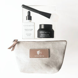 Youth Glow Serum & Mask Set - Native Nectar Botanicals