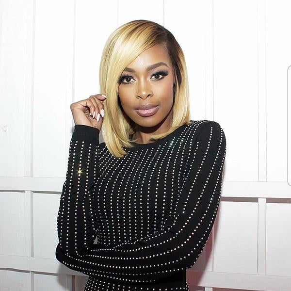 """Blondish"" Short Blonde 