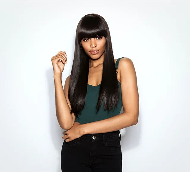 Notorious Naomi - Straight With Bangs Wig
