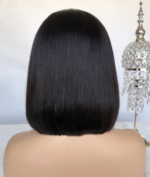 Summer Prime Sale!!Straight BOB Wigs Lace Front Wig