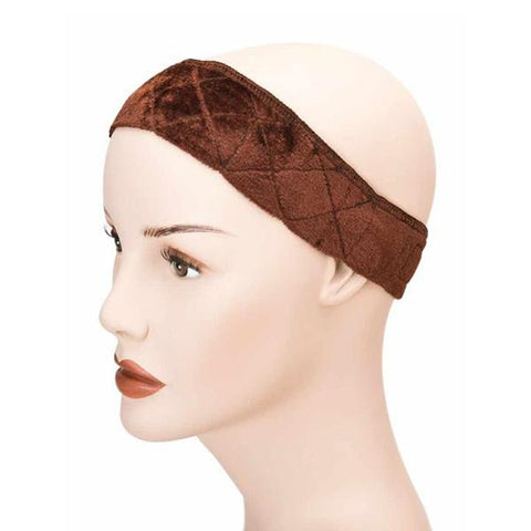 Wig Gripper - Holds Wigs & Head Scarves in Place - Grip Headband
