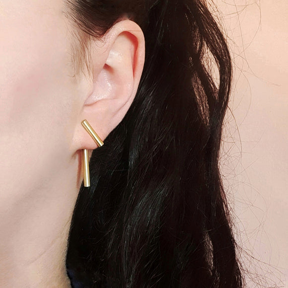 Bar Earring Jackets