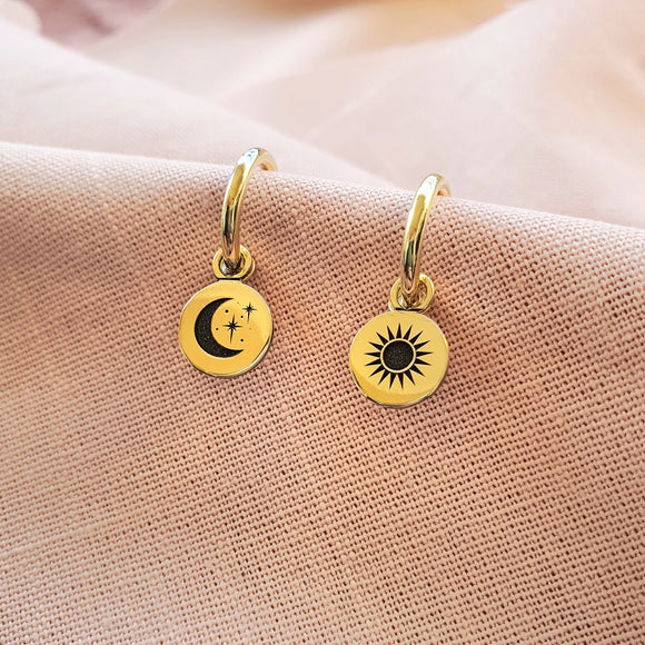 Giorno Notte Earrings
