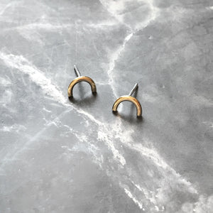 Small Curve Earrings
