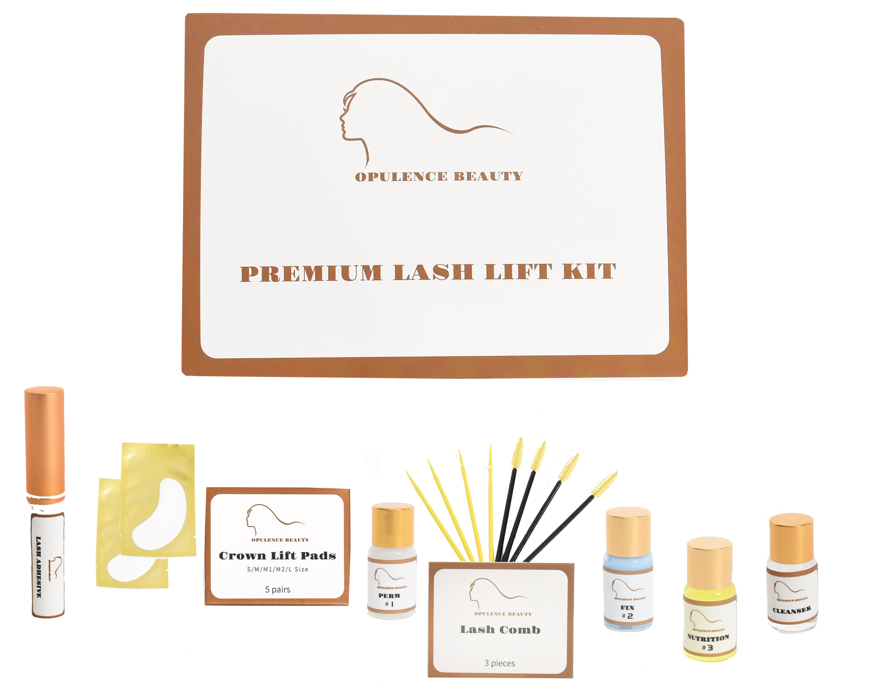 Premium Lash Lift Kit - Opulence Beauty Worldwide