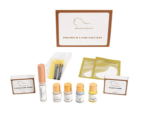 Premium Lash Lift Kit