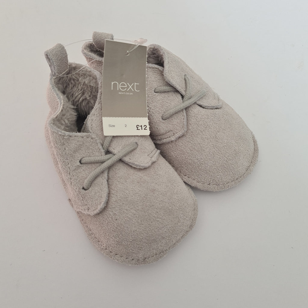 Next Baby Shoes, BNWT, Size 2 6-12 months