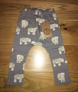 Little Me Designs Leggings, BNWT, Boys 12-18 Months
