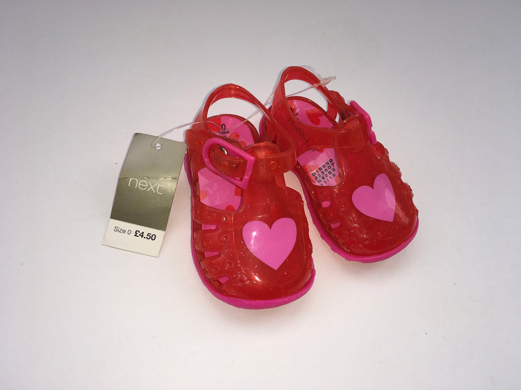 Girls Baby Shoes, BNWT, 0-3 Months