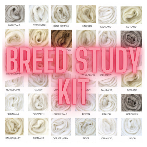 PRE-ORDER SUMMER SESSION Breed Study Kit