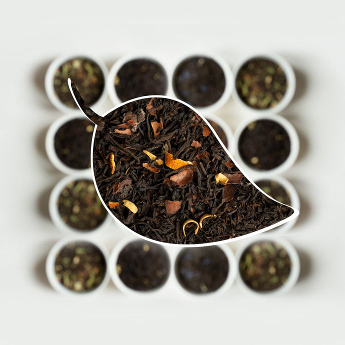 Chocolate and Orange Black Tea