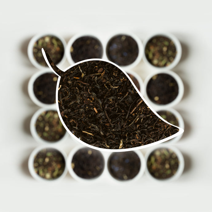 China Yunnan Black Tea