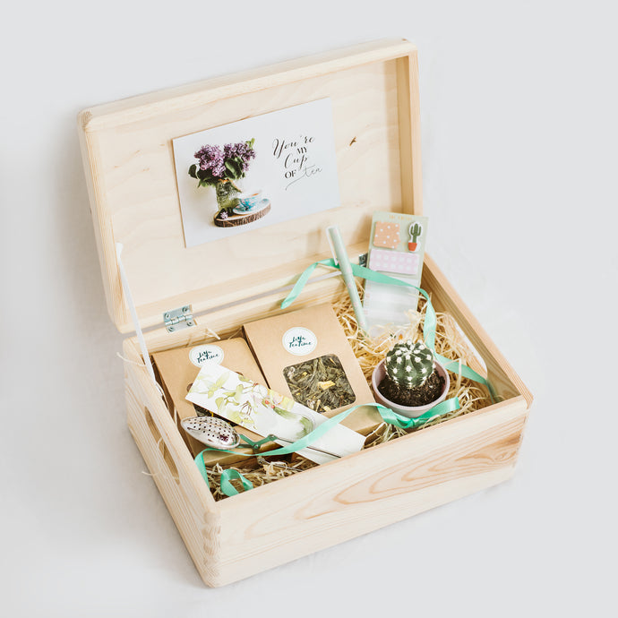 Cactus Tea  Premium Gift Box