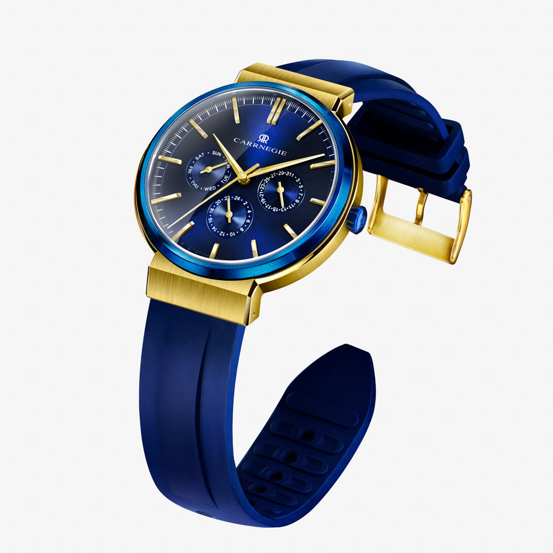 SPORTS BLUE GOLD