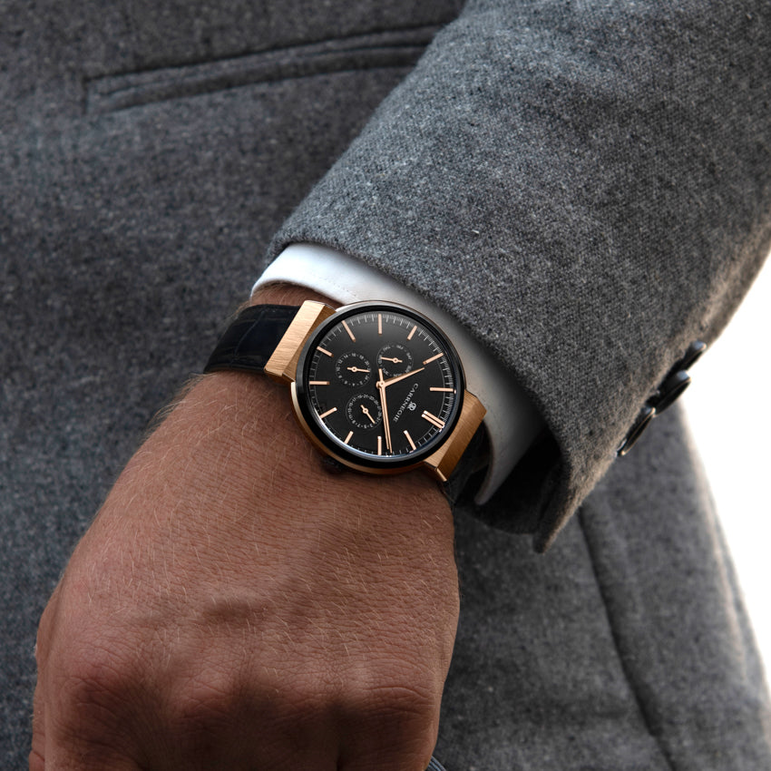 PREMIER BLACK ROSE GOLD