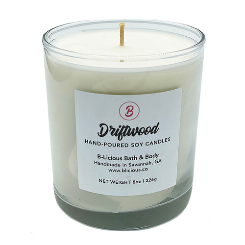 Driftwood 8oz Candle