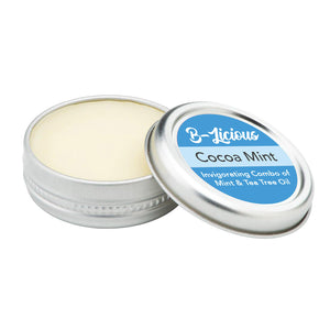 Cocoa Mint Lip Balm Tin