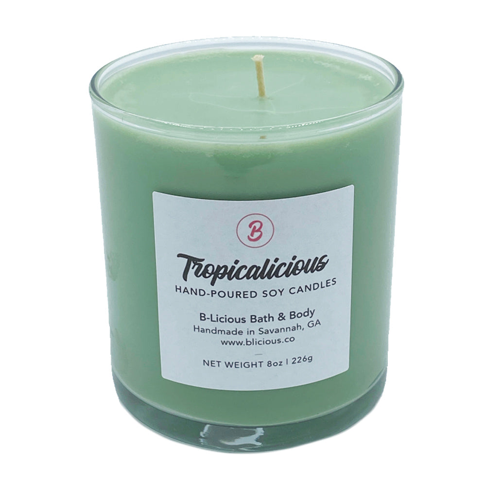 Tropicalicious 8oz Candle