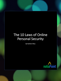 10 Laws of Online Personal Security e-book