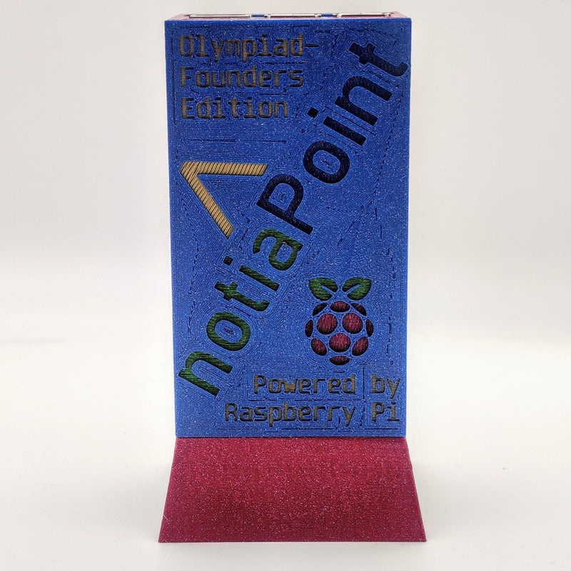 Olympiad Edition Pi'd Tinkerer Bundle | Raspberry Pi Home Lab Field Kit & Workshop - notiaPoint, Inc.