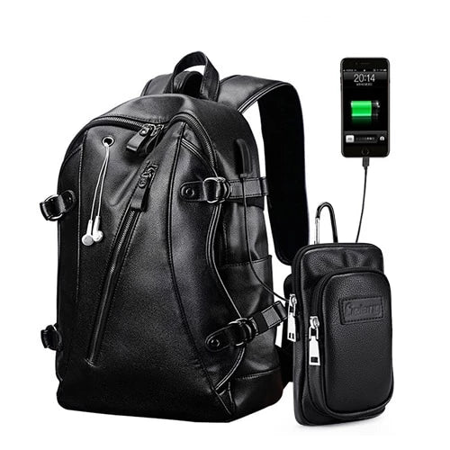 Designer Business Backpack and Accessory Pouch, notiaPoint, Inc., notiaPoint, Inc. - notiaPoint, Inc.