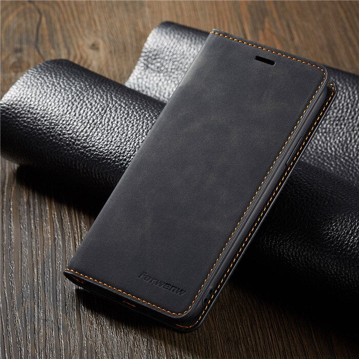 Leather Wallet Case For iPhone, notiaPoint, Inc., notiaPoint, Inc. - notiaPoint, Inc.