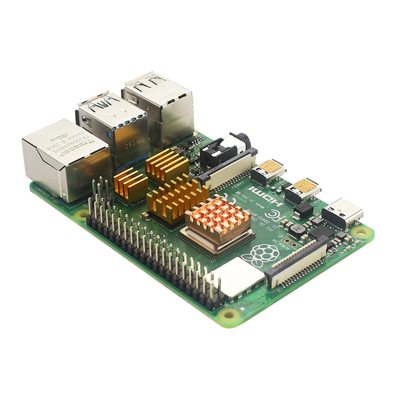 Raspberry Pi 4 Model B Kit 3.5 inch LCD 50 FPS|64GB SD Card |ABS Case|Fan|Heat Sink|USB C Power Adapter|Micro HDMI Optional, notiaPoint, Inc., notiaPoint, Inc. - notiaPoint, Inc.