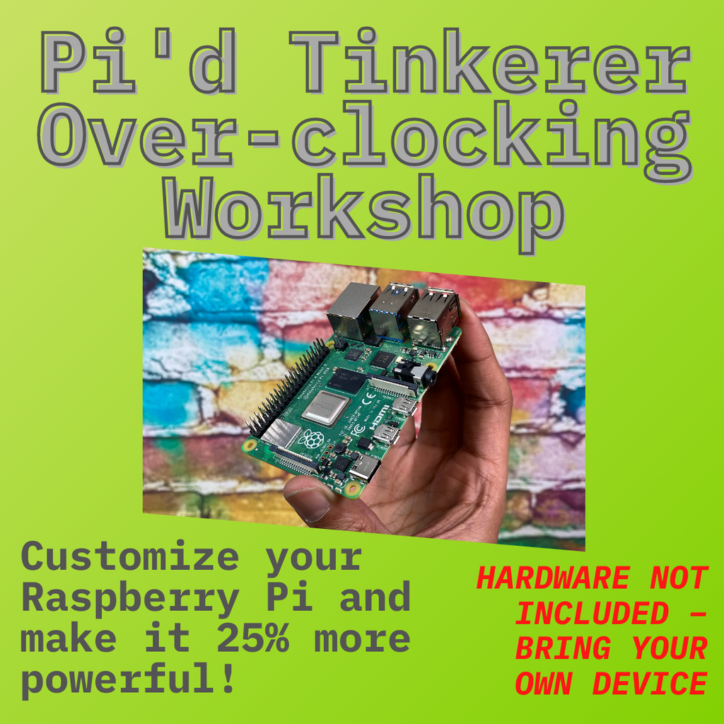 Pi'd Tinkerer DIY Hybrid Cloud DevSecOps Workshop for Raspberry Pi 4B (Workshop Only – Hardware NOT Included), notiaPoint, Inc., notiaPoint, Inc. - notiaPoint, Inc. - learn cybersecurity privacy technology
