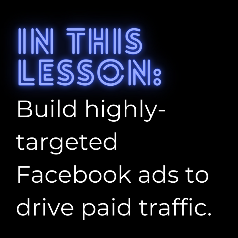 Ad Hacker Experience Workshop | Build Highly Targeted Facebook Ads to Drive Paid Traffic - notiaPoint, Inc.