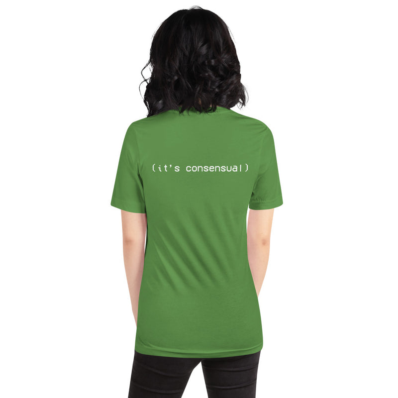 Hacker Leet Unisex T-Shirt | NEW COLORS! - notiaPoint, Inc.
