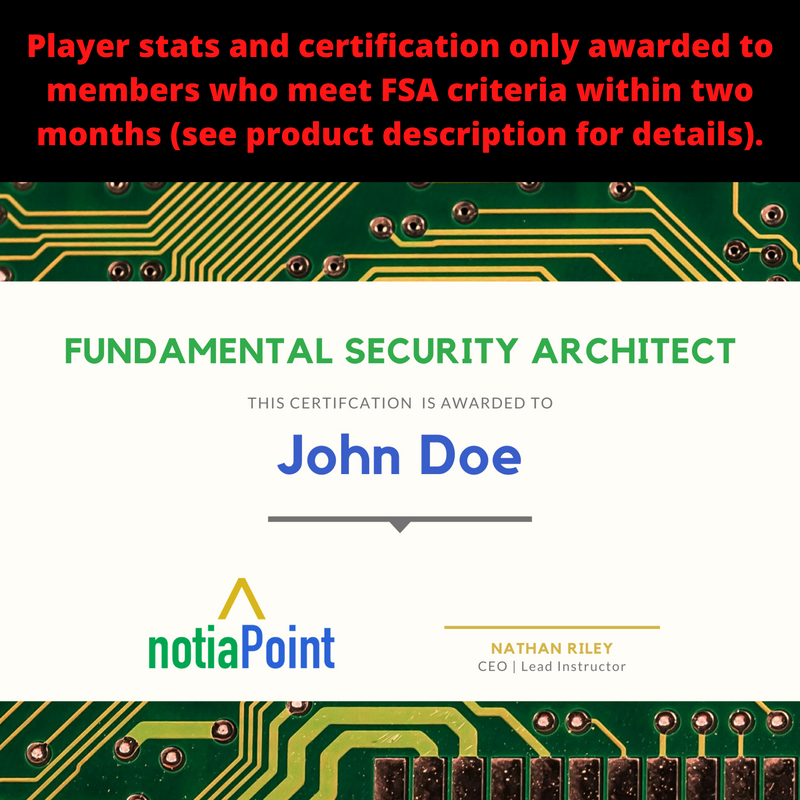 Pi'd Hacker Experience | Cybersecurity Workshop & Job Simulator (BYOD), notiaPoint, Inc., notiaPoint, Inc. - notiaPoint, Inc. - learn cybersecurity privacy technology