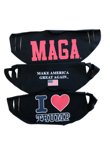 Trump MAGA face masks 3 pack. FREE SHIPPING