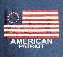 Load image into Gallery viewer, Betsy Ross American Patriot shirt