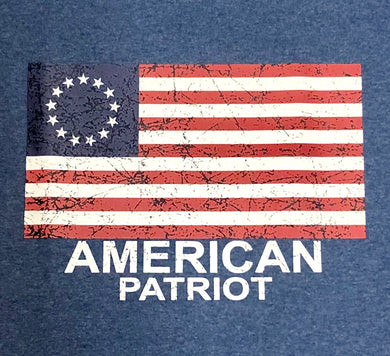 Betsy Ross American Patriot shirt