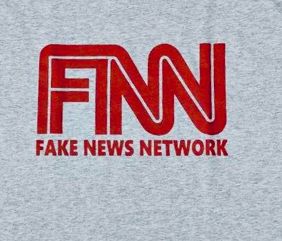 """Fake News Network"" shirt"