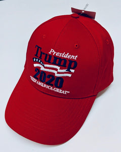 Trump 2020 red hat  - Back in stock!!