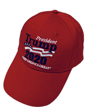 Load image into Gallery viewer, Trump 2020 Hat & Shirt combo - now only $24.99 with $5 discount code!! (standard sizes) use code 5NXKWWFY00T7