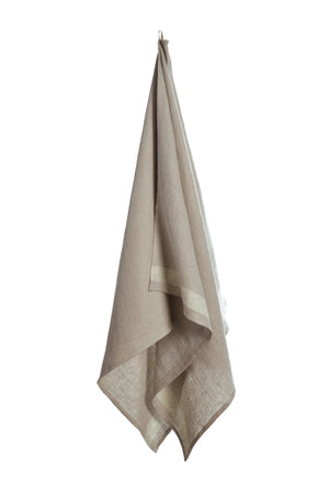 Towel SMILTĖ in flax